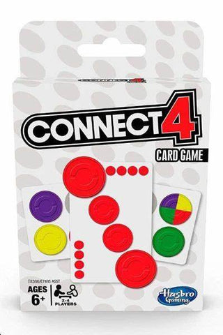 Connect Four Card Game #207C