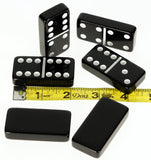 Standard Colored Double 6 Dominoes #2408 Dominoes - Davis Distributors Inc