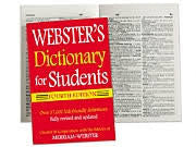 Webster's Economy Dictionary #DIC253 Reference - Davis Distributors Inc