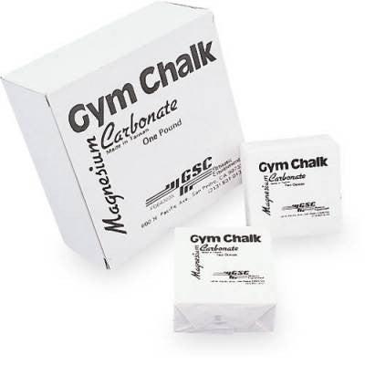 Athletic- Gym Chalk Athletic Equipment - Davis Distributors Inc