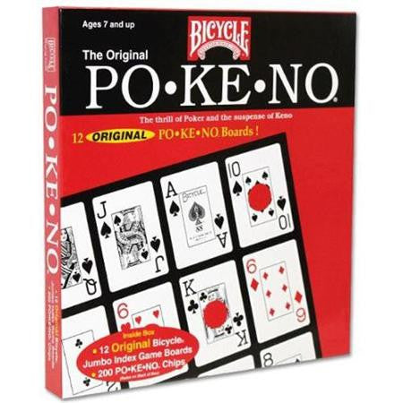 Pokeno #116 Board Game - Davis Distributors Inc