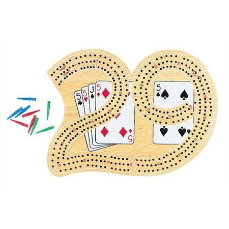 Cribbage 29 #114 Board Game - Davis Distributors Inc
