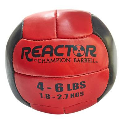 Athletic- Champion Barbell Medicine Ball Athletic Equipment - Davis Distributors Inc