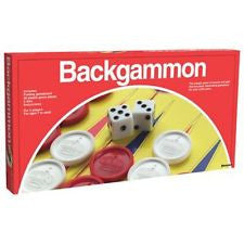 Backgammon #104 Board Game - Davis Distributors Inc