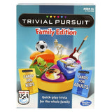 Trivial Pursuit Family Edition #236F Board Game - Davis Distributors Inc