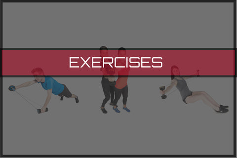 POWER REELS Exercise videos