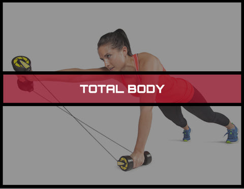 Power Reels Total Body Exercises