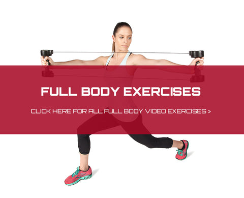 Full body power reels workouts