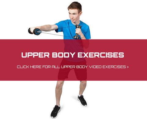 Upper body power reels workouts