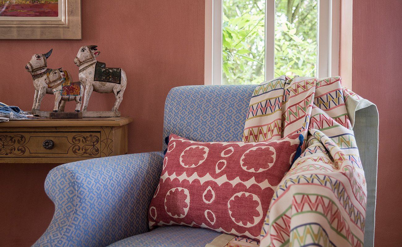 Six ways to update your home for autumn
