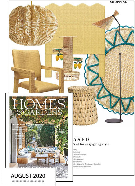 Homes & Gardens August 2020