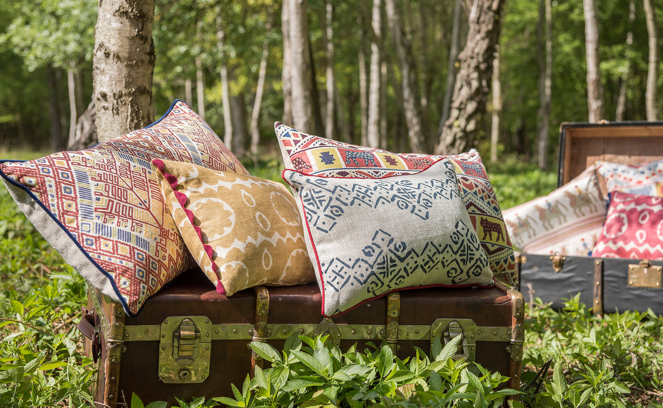 Just Launched: Spring Cushion Sets