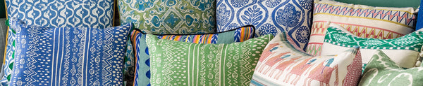 Colourful Cushions Sets