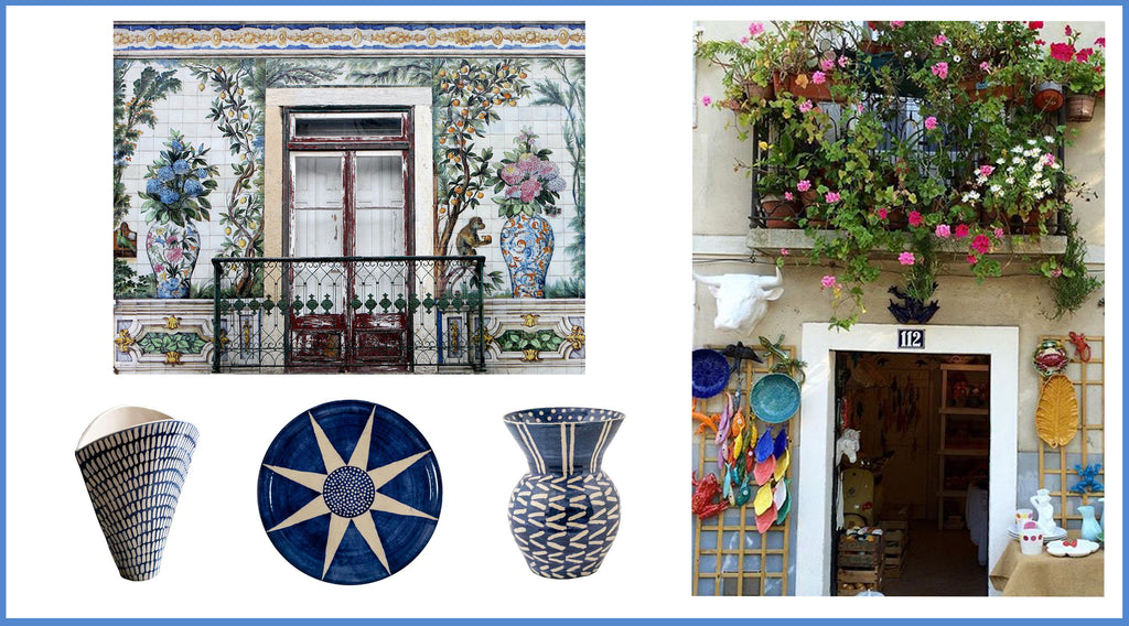 Wicklewood Blog: Interior collecting hotspots - Lisbon, Portugal