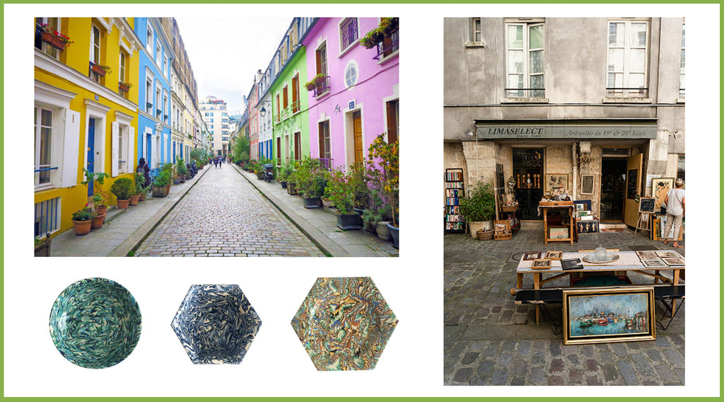 Wicklewood blog - the best spots for interior collecting - Paris, France