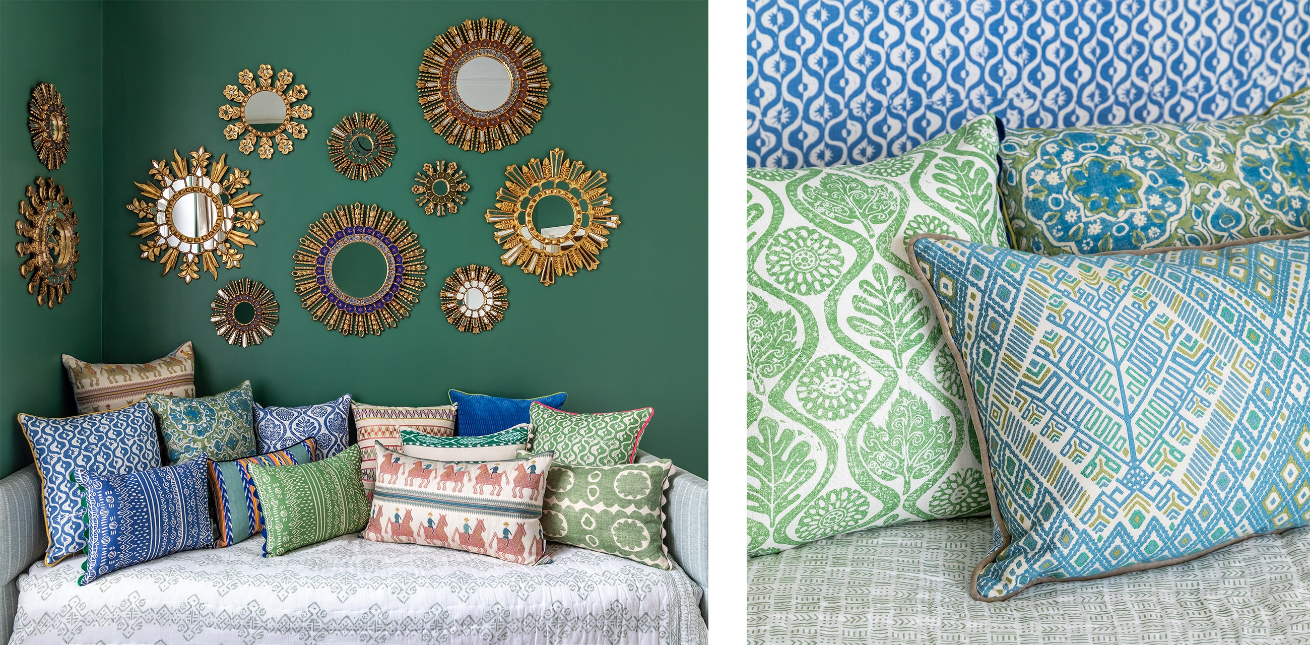 Vibrant prints for your home