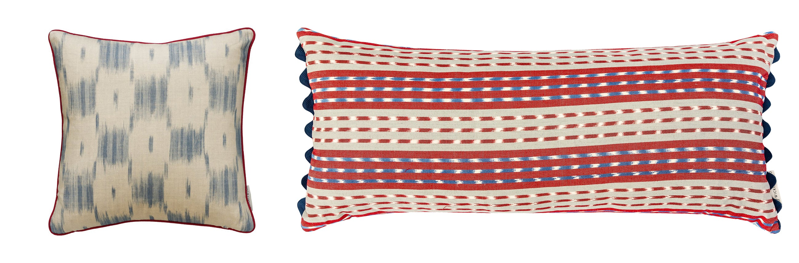 Ikat colebrook and bonifaz oversized oblong by wicklewood