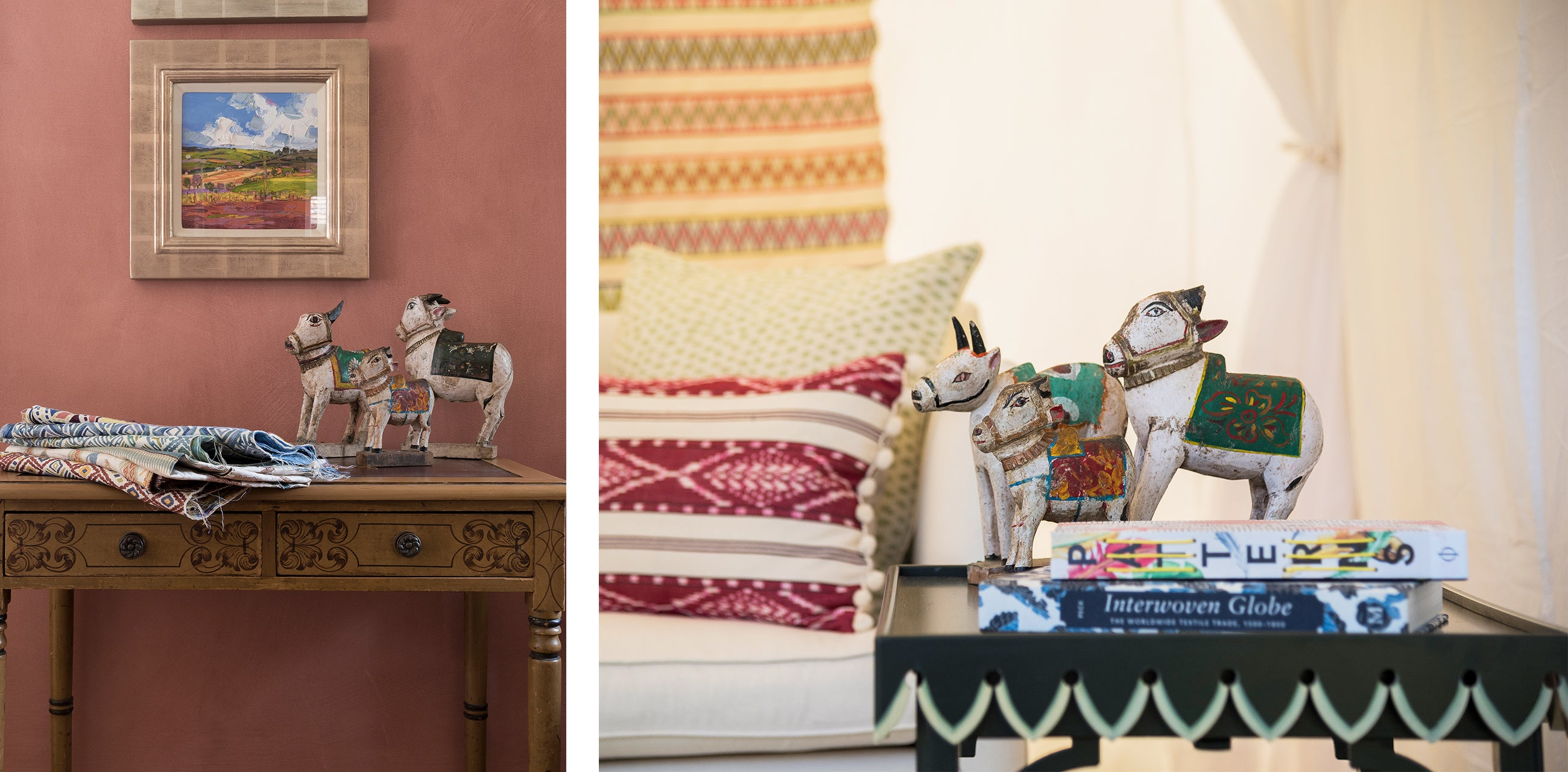 Wicklewood's top tips to styling your shelf and mantlepiece at home, 13 amazing tips to make your shelves and surfaces look amazing