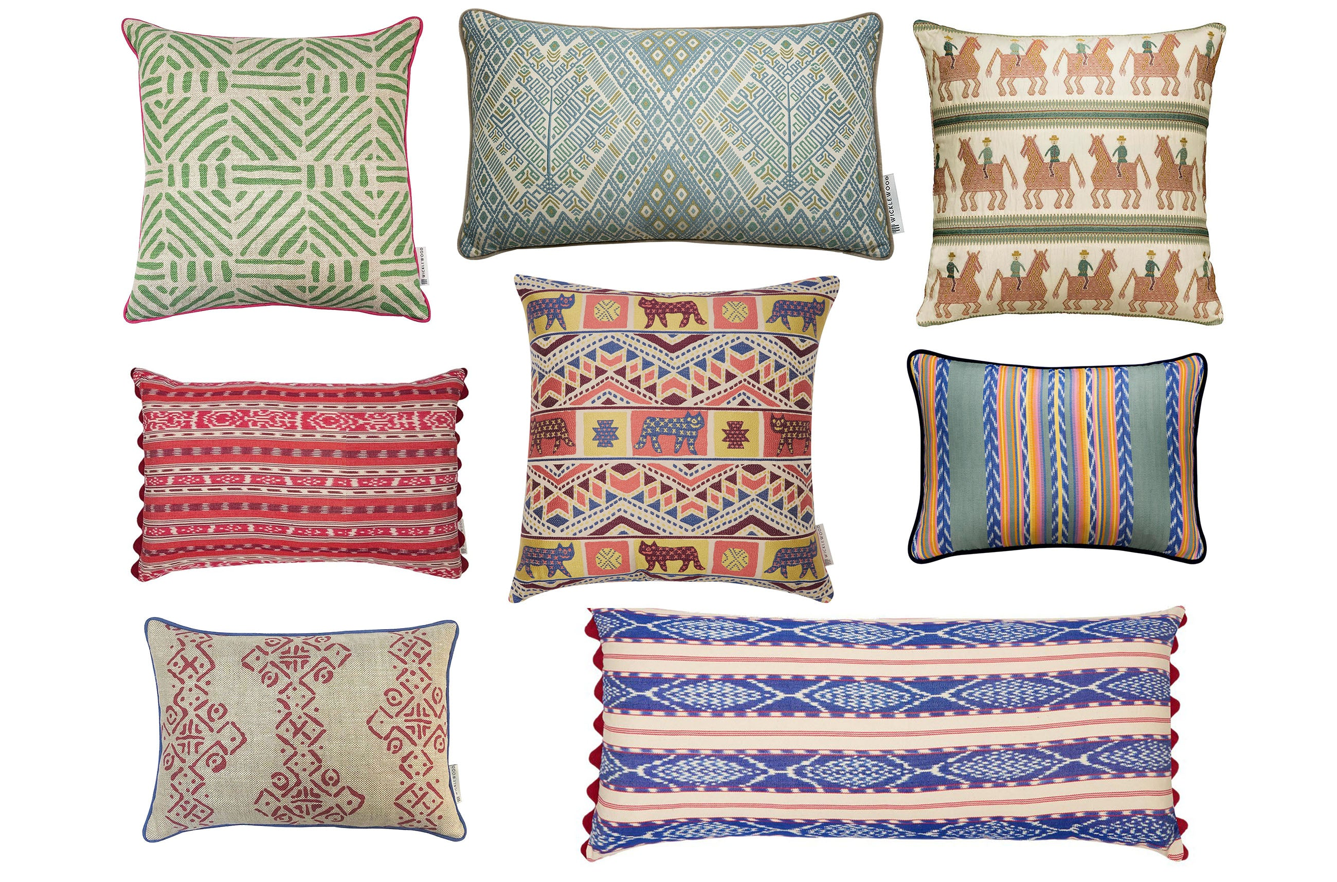 cushions for the bohemian