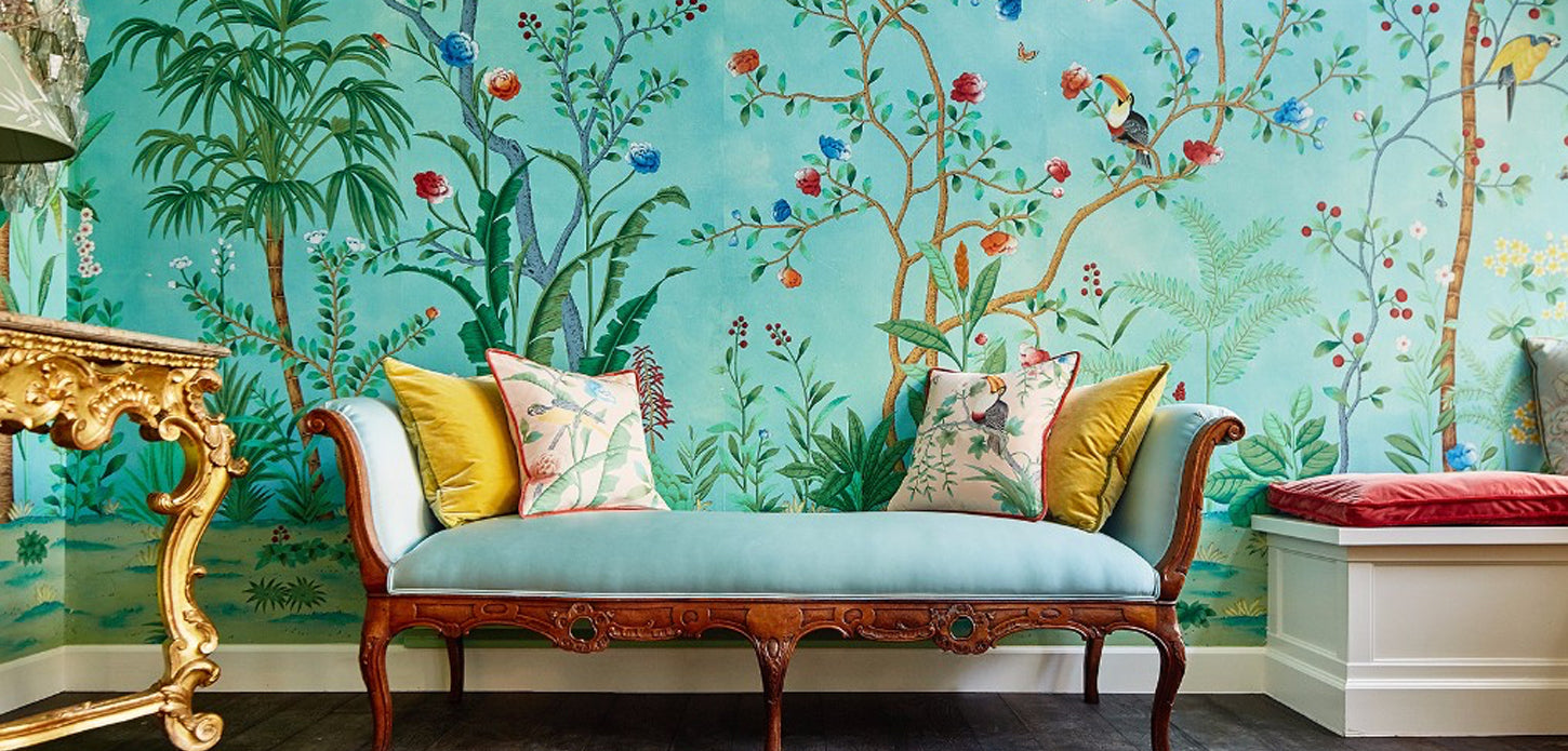 The Crafty Fox UK 2018 top interiors trends
