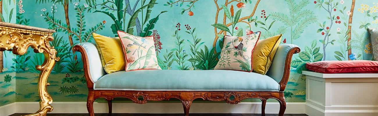 Wicklewood Home Decor Blog - The Crafty Fox UK top home design trend of 2018