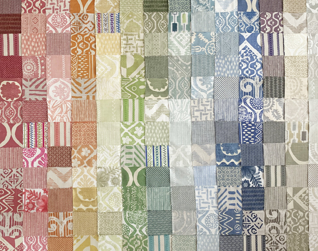 Wicklewood fabric options for cushion customisation
