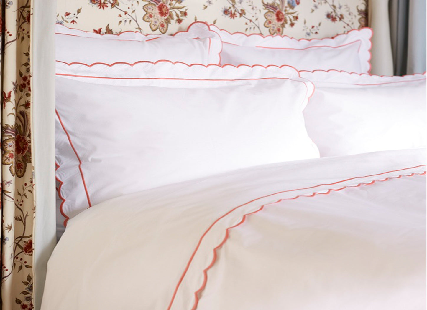 sophie conran scalloped bed linen