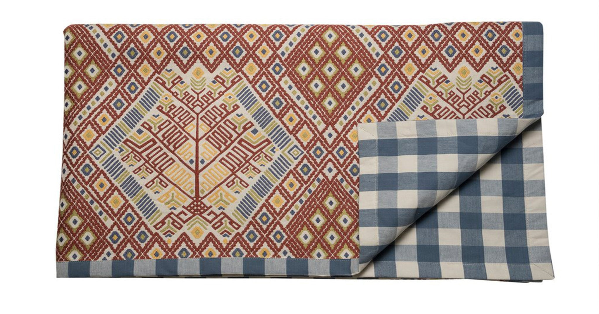 Wicklewood Tree of Life Throw will add intererest and colour to any bed or sofa