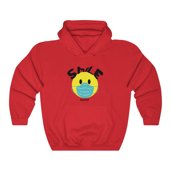 Smile (Hooded Sweatshirt)