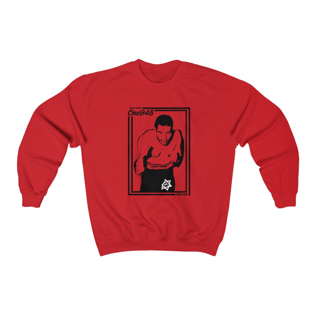 The Hebrew Hammer: Max Baer (Crewneck Sweatshirt)