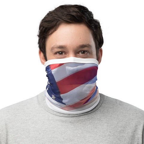 IL x USA Flag (Neck Gaiter)