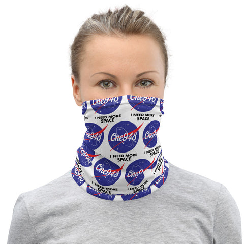 I Need More Space (Neck Gaiter)