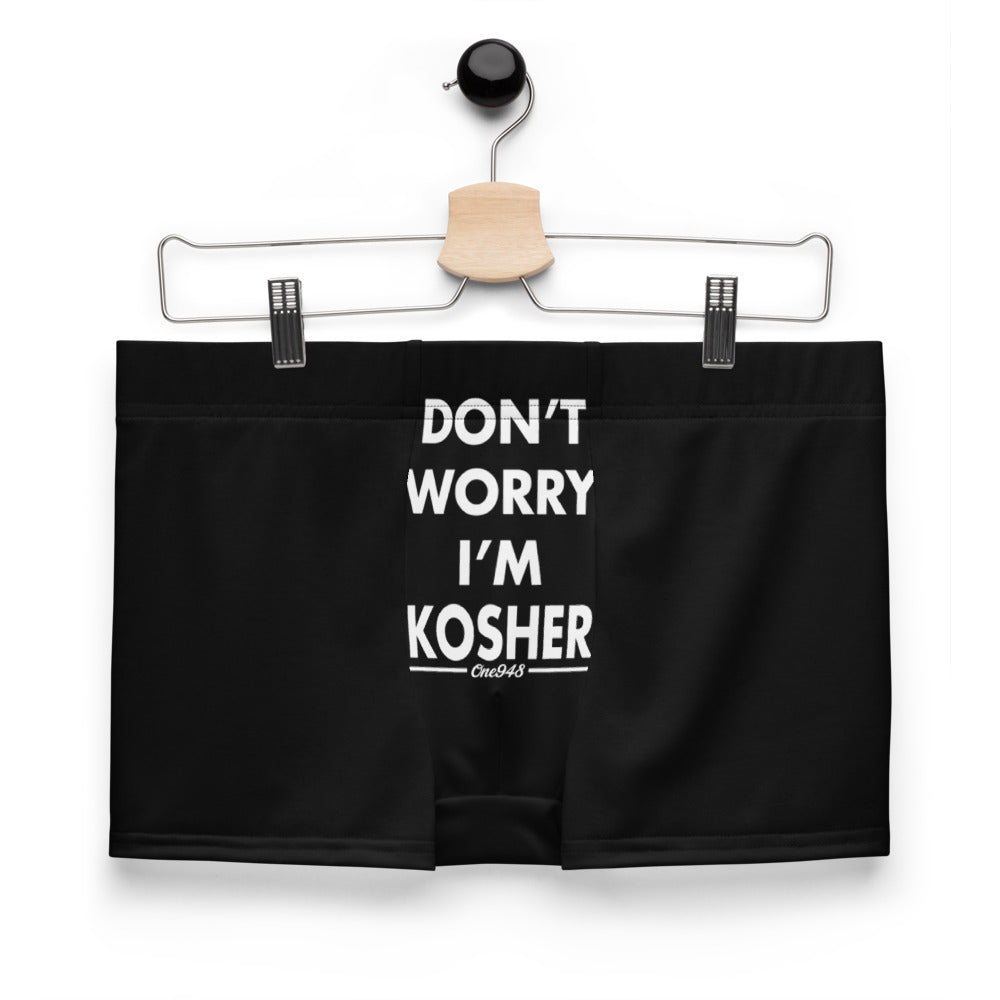 I'm Kosher Boxer Briefs