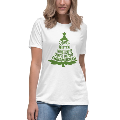 Women's Winter Tradition Relaxed T-Shirt