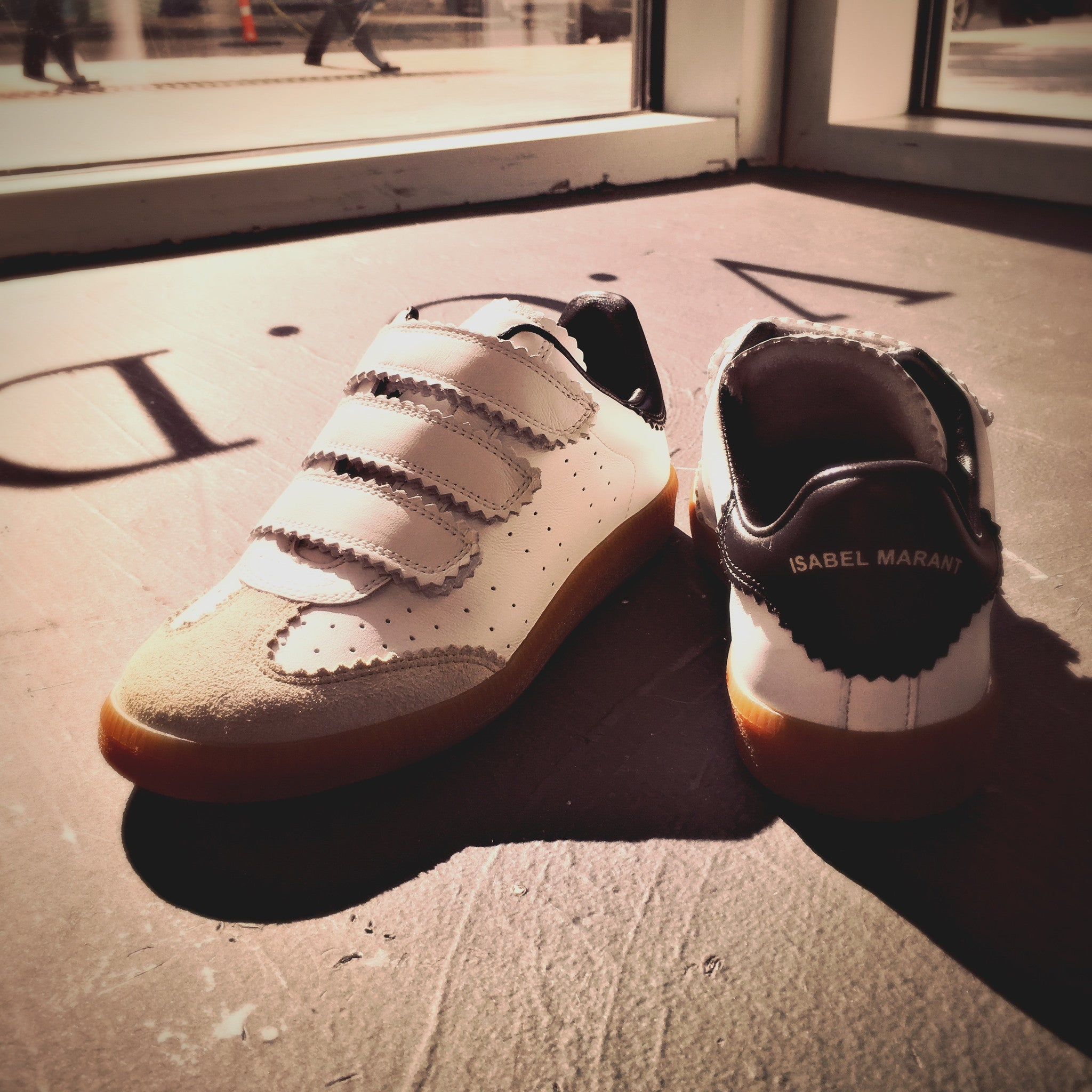 Now In: Isabel Marant Sneakers