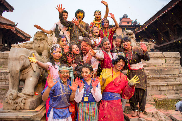 Holi: Festival of Colors and Love