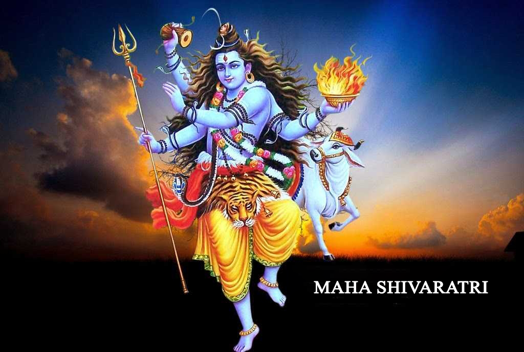 The Night of Lord Shiva - Maha Shiva Ratri