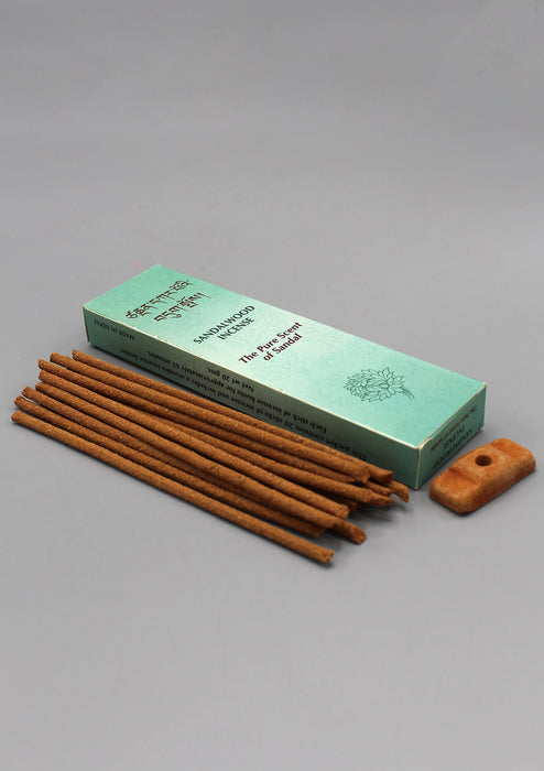 Sandalwood Incense-The Pure Scent of Sandal