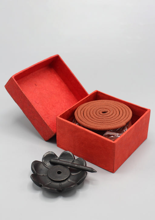 Healing Coil Incense Gift Box - nepacrafts