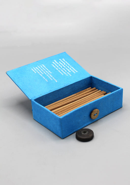 Sandalwood Tibetan Incense Lokta Gift Box