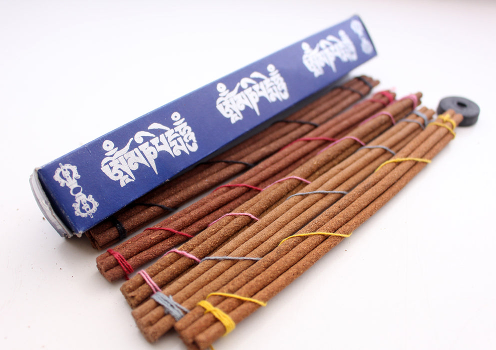Buddha Incense-For World Peace & Happiness - nepacrafts