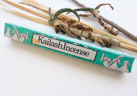 Kailash Traditional Tibetan Incense