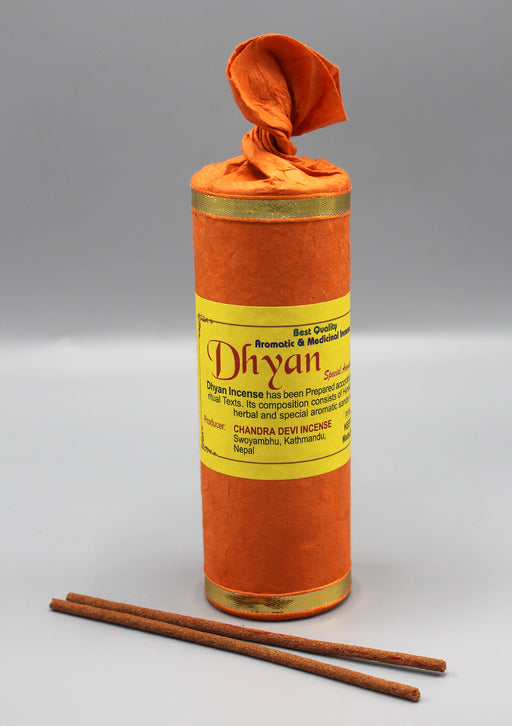 Dhyan Aromatic and Medicinal Incense - nepacrafts
