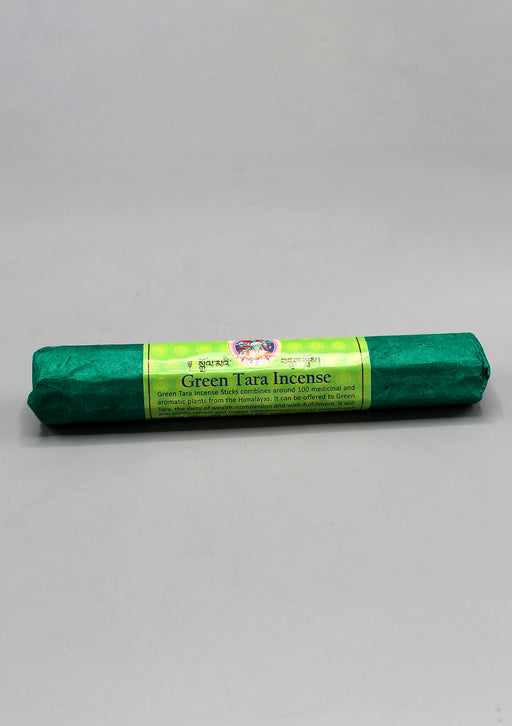 Green Tara Tibetan Incense