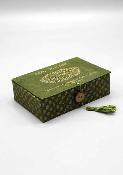 Green Tara Tibetan Incense Gift Box