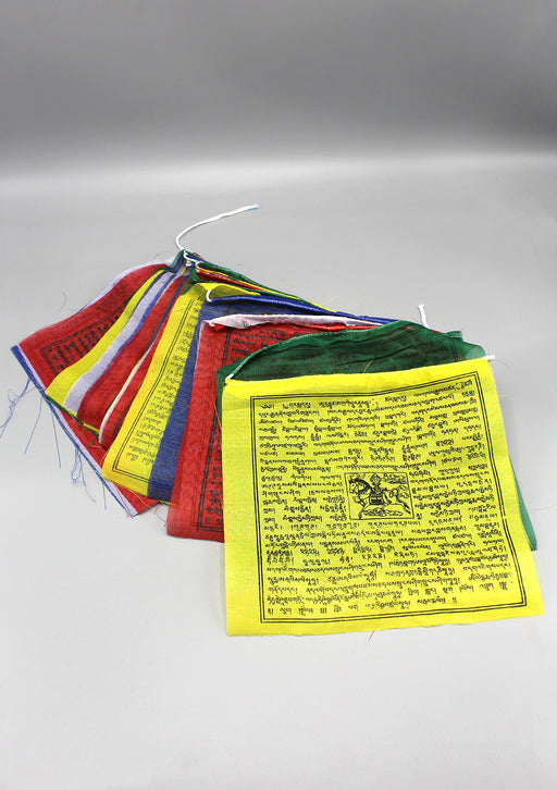 Polyester Windhorse Prayer Flags