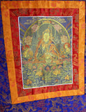 Rinpoche Fabric Thangka