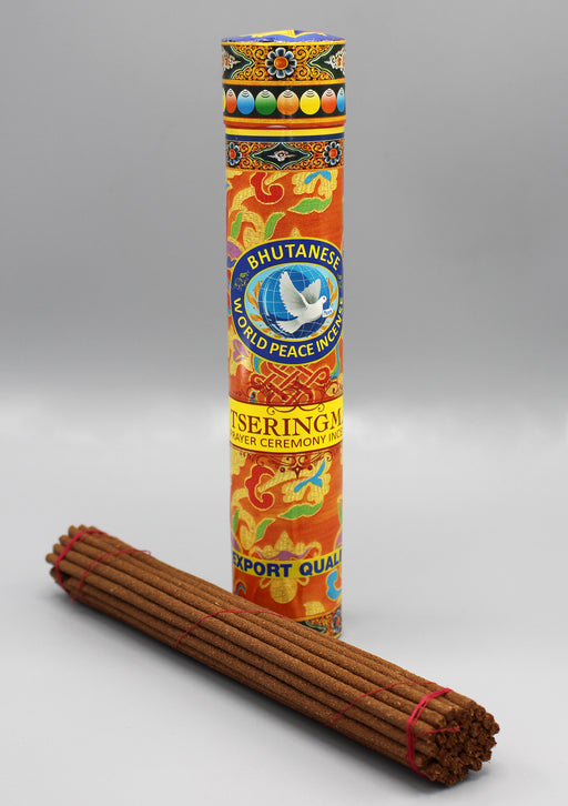 Tseringma Prayer Ceremony Bhutanese Incense - nepacrafts