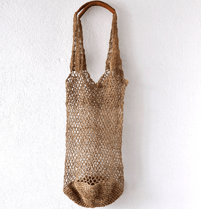 Allo Tote Bag, Himalayan Nettle Side Carry Bag - nepacrafts