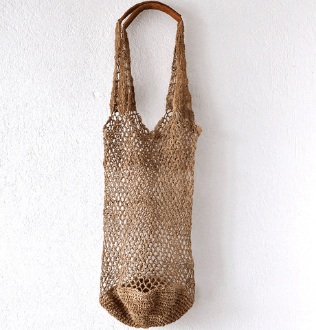 Allo Tote Bag, Himalayan Nettle Side Carry Bag